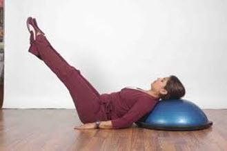 Isometric Abdominal Stabilizing Exercise
