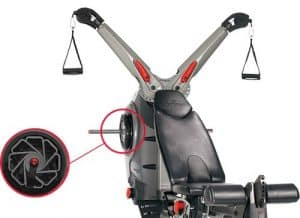 bowflex revolution technology