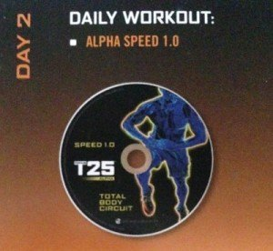 5 Day Fast Track Alpha speed 1.0