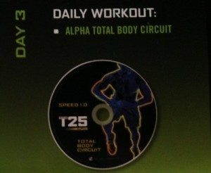 5 Day Fast Track Alpha Total Body