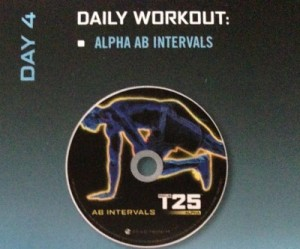 T25 Day 4 Alpha AB Intervals