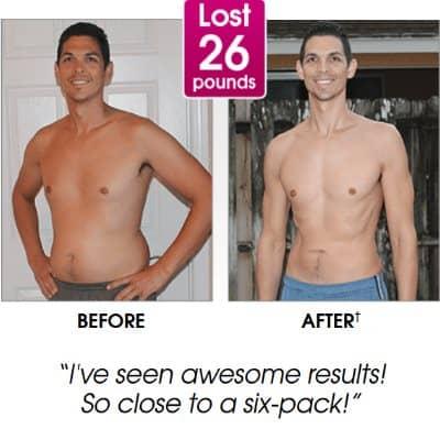 Carlos piyo diet results
