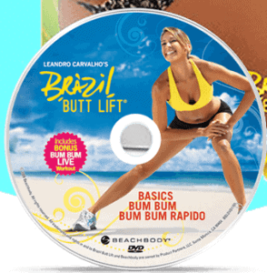 Butt Lift DVD workout