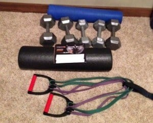 p90x3 equipment needed