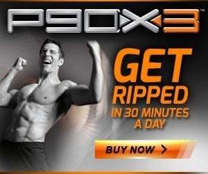 Tony Hortons P90x3 Workout