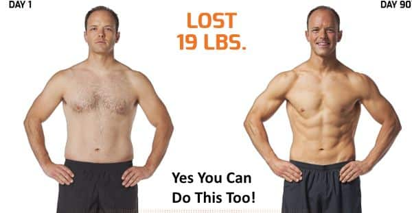 p90x3 results guy testimonial