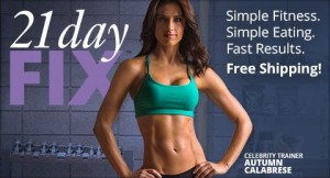 21 day fix review by Autmn Calabrese
