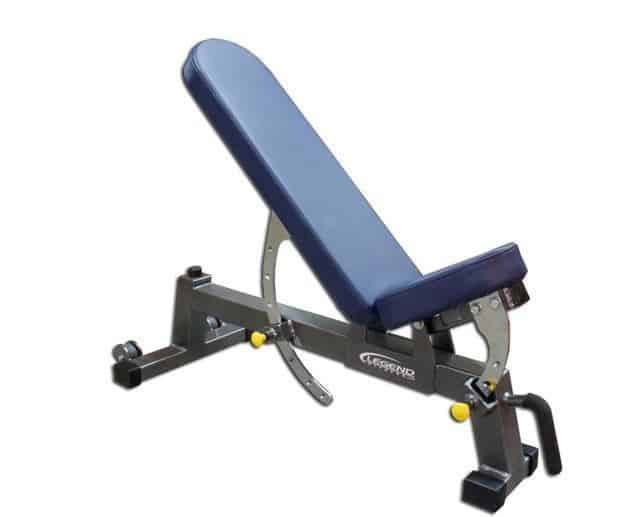 Top Of The Line Legend 3 Way Utility Bench Fitness Rocks