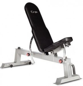 cap barbell deluxe weight bench review