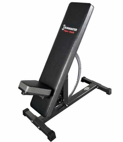 Heavy Duty Ironmaster Super Adjustable Bench Review 1000lb Capacity