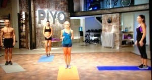Piyo Define lower body