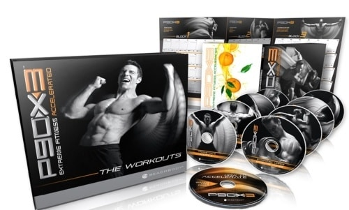 p90x3 package contents