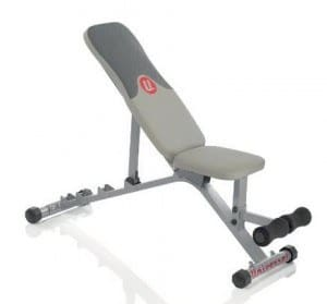 universal 5 position bench review