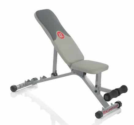 Universal 5 Position Adjustable Bench