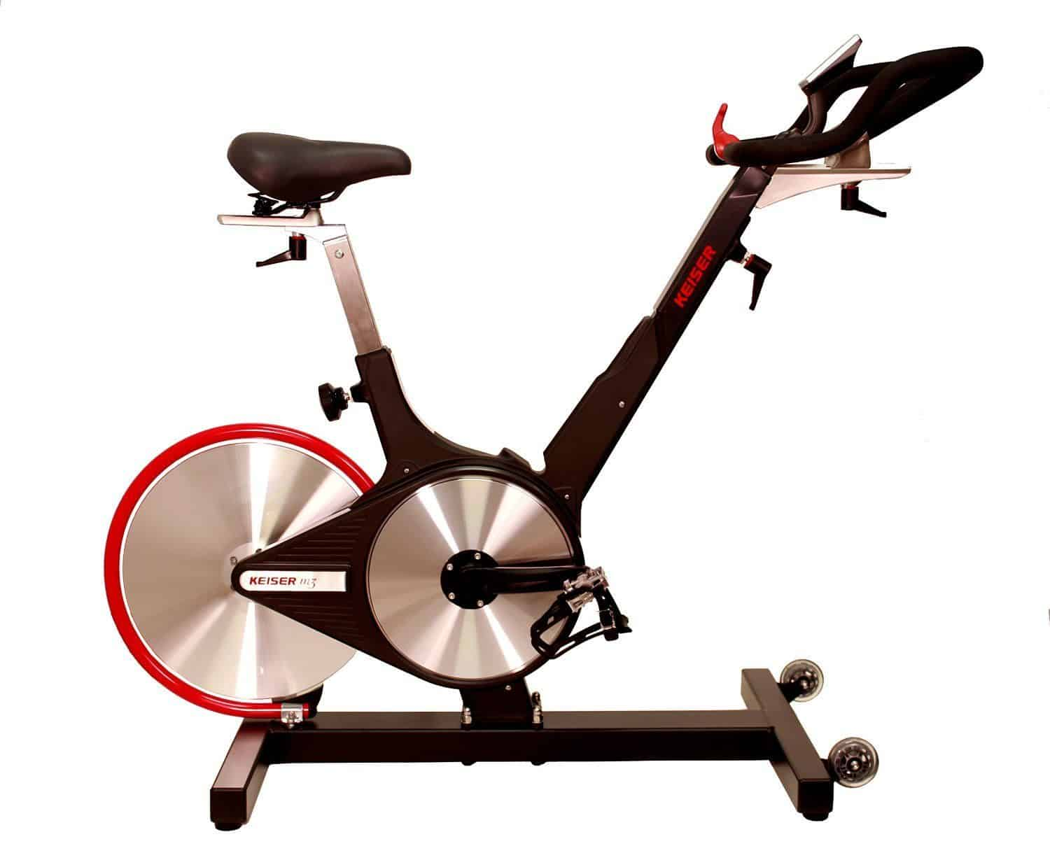Keiser Spin Bike Top Rated Indoor Cycling Trainer Review