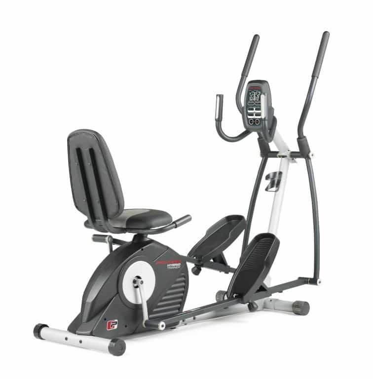 Review For The Pro Form Hybrid Trainer