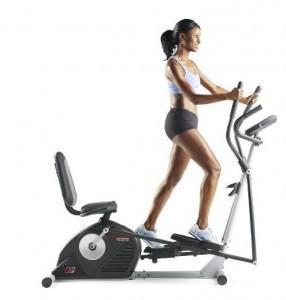 elliptical hybrid trainer