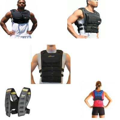 buy weighted vests