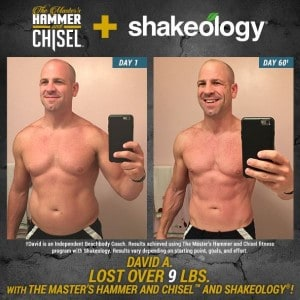 hammer & chisel results david