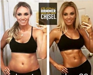 Hammer and Chisel Testimonial results