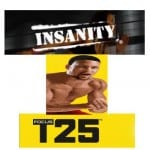 T25 vs Insanity – How do these two Shaun T Workouts compare?