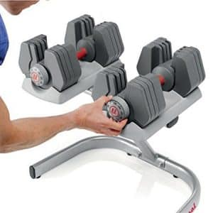 universal power pack 445 dumbbell