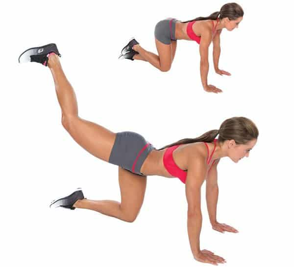 glute sculpting exercises
