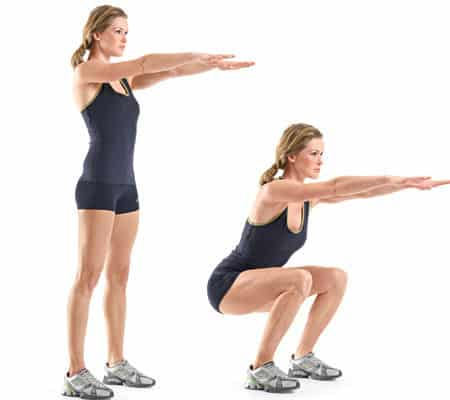 butt shaping exercises