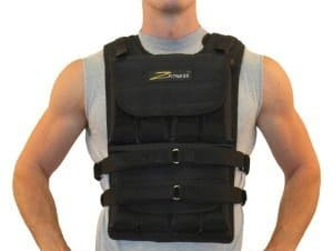 40 pound Zfo Weighted Vest