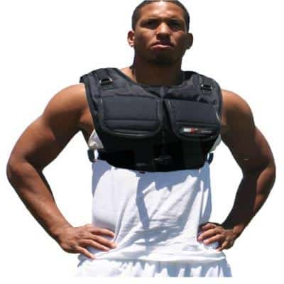 Mir Weighted Vest Review 2019 Holds Up To 40 Lbs