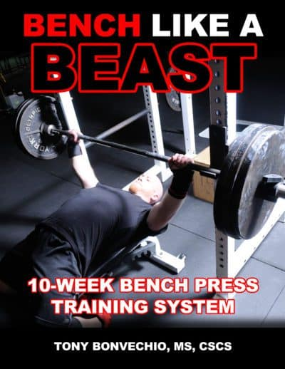 Best Bench Press Workout To Increase Strength And Weight