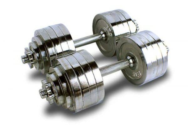 MTN Gearsmith Heavy Duty Dumbbell Set Dumbbells Review