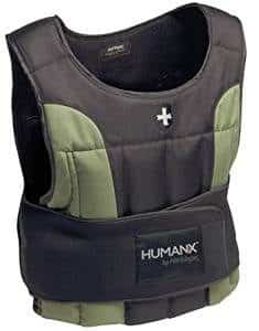 HumanX weighted vest review