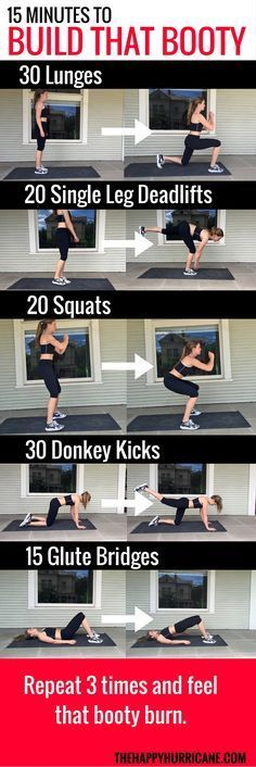 Great bodyweight workout that you can do to work on tightening you glutes and strengthen your legs. It