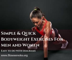 Bodyweight Workouts For Women