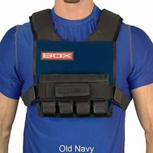 BOX Super Short Weight Vest