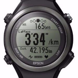 Epson Runsense SF-810 gps watch review