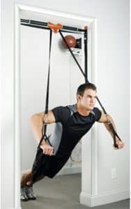 GoFit Gravity Bar Bodyweight Training System