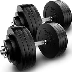 buy-yes4all adjustable dumbbells