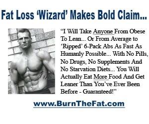 Get Ripped Burn fat