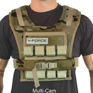 v-force weight vest firefighters