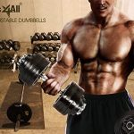 yes4all adjustable dumbbell review