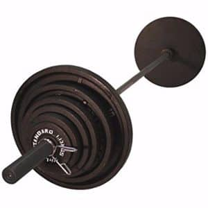 USA Sports 300lb weight set