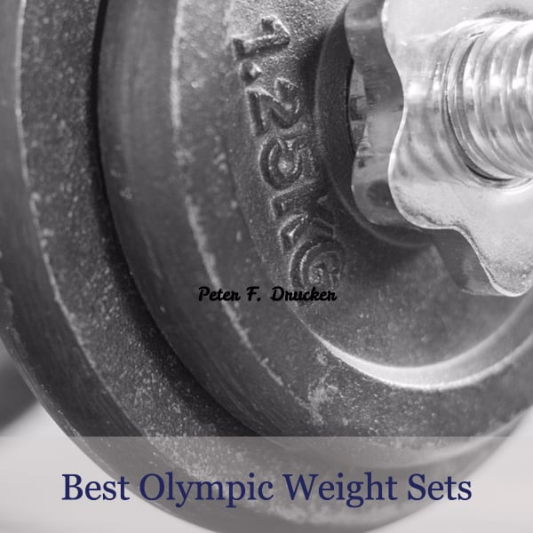 Best Olympic Weight Set