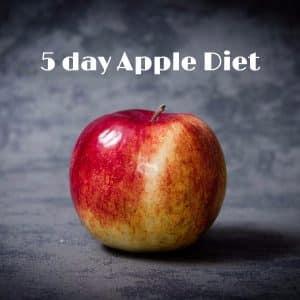 five-day-apple-diet-plan