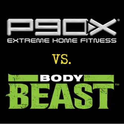 Body Beast Vs P90x Read The Differences Before You Buy