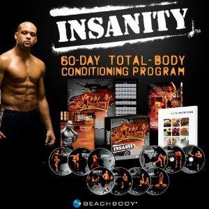 Extreme workout is Insanity