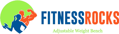 fitness Rocks Weight Bench Logo